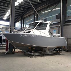 China Aluminum Fishing Boat manufacturer, Aluminum Work Boat
