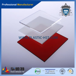 100% Lexan High Impact Strength Colorful Plexiglas Sheet