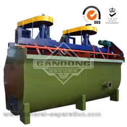 Aeration Flotation Machine for Gold Recovery
