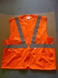 Innovation High Visibility Reflective Rail Vest