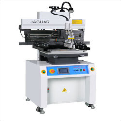 High Precision Semi-Auto SMT Stencil Screen Printing Machine Solder Paste Printer