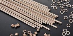 Copper Brazing Wire/Aluminum Brazing Wire/Welding Material/Brass Solder/High Silver Solder