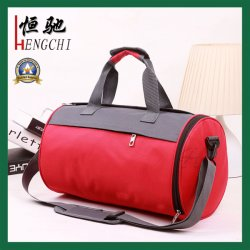 Cylinder Fashion Clothes Packing Tote Shoulder Sports Bag