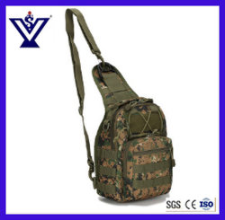 Outdoor Camouflage Chest Single Shoulder Military Portable Bag (SYSG-1847)
