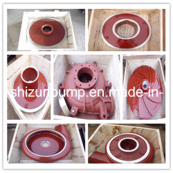 High Chrome Interchangeable Centrifugal Slurry Pump Parts