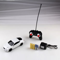 06627040 1: 24 Authorized Remote Toy RC Car Plastic Bentley Gt Supersport
