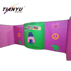 Custom Pop up Stand, Trade Show Display