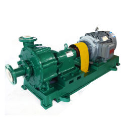 Uhb-Zk Chemical Centrifugal Drive Pump UHMW-PE Lined Slurry Mechanical Seal Pump