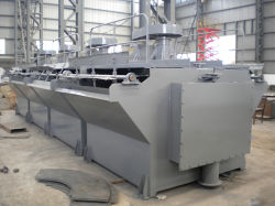 Flotation Machine for Coal Slurry and Other Materials Separation