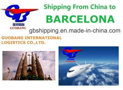 Air Shipping Services From China to Barcelona