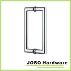 8inch Back To Back Stainless Steel Shower Door Pull Handle