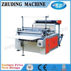 Non Woven Fabric Sheet Cutting Slitting Machine
