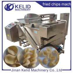 New Condition Extruded Fried Snack Food Machine