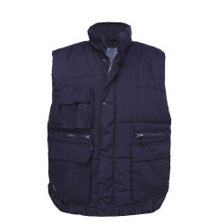 Clothes Customised Cheap Mens Sleeveless Winter Work Vest