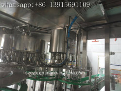 Automatic 8000bph Turnkey Water Bottling Plant