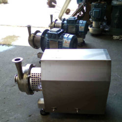 Sanitary Normal Temperature Stainless Steel Centrifugal Pump
