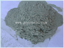 F180 Silicon Carbide Green Used in Cutting Blade Producing