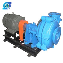 Horizontal Mining Sand Minerals Processing Solids Water Centrifugal Industrial Ah Slurry Pump