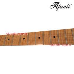 Afanti Flamed Maple Strat Guitar Neck (ASTN002N)
