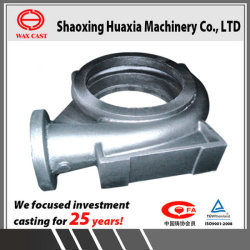 Precision Casting Lost Wax Casting Silica Sol Casting Stainless Steel Slurry Pump