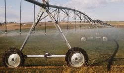 China Hot Farm Automatic Travelling Irrigation System