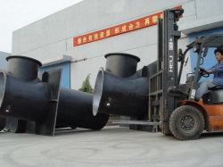 Steel Pipe for Axle Flow Pumps