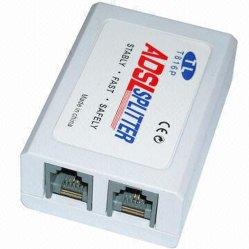 ADSL Splitter for Rj11 and RJ45 of St-Asdl-9