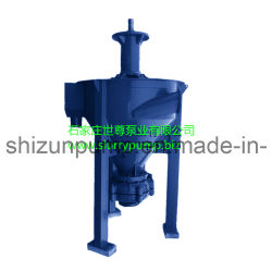 Vertical Froth Tank Slurry Pump Equipment for Mining