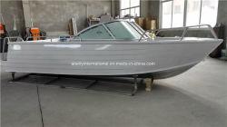All Welded Aluminum Fishing Boat (5083 aluminum alloy)