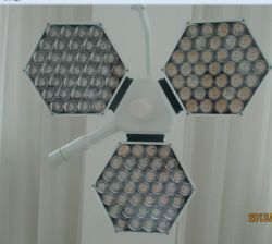 Ceiling Double Head LED Surgical Device Lighting (Adjust color temperature)