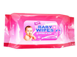 Baby Hand-Mouth Cleaning Wet Tissue Wholesale Skin Care Wet Wipes China Factory