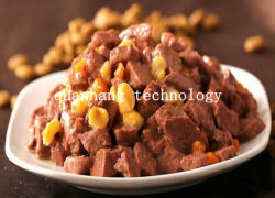 Top Wet Dog Food Corned Beef in Tin Cans Real Meat Dog Food