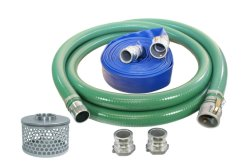 Flexible PVC Helix Corrugated Vacuum Suction Water Hose for Industrial Agriculture