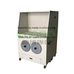 Loobo High Efficiency Grinding Dust Removal Downdraft Workbench, Milling Sanding Smoke Collector