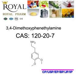 2- (3, 4-Dimethoxy phenyl) Ethyl Amine CAS: 120-20-7