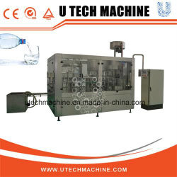 Automatic Plastic Bottle Drink Mineral Water Making Machine