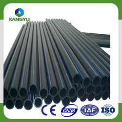 HDPE Dr17 En12201 Pipe Specifications