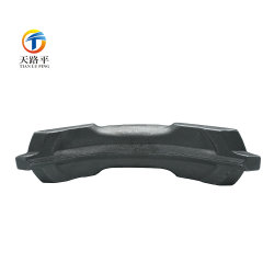 Qingdao Foundry OEM Ductile Iron Sand Casting Parts with ISO Certification