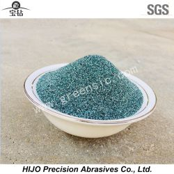 99% Green Silicon Carbide F14 Used for Lapping and Polishing