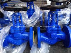 High Quality DIN Carbon Steel Flanged Dn200 Glove Valve