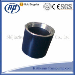 Standard Abrasion Resistant Slurry Pump Ceramic Shaft Sleeves (075)