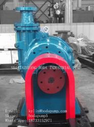 Ah Slurry Pump Delivering Fine Coal to Dewatering Screen in a Coal Washery