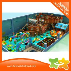 Pirate Ship Indoor Soft Sport Equipment Children Indoor Playground for Sale