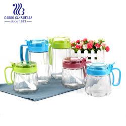 330ml Kitchen Using Glass Cruet with Plastic Handle (TZ5-GB29031)