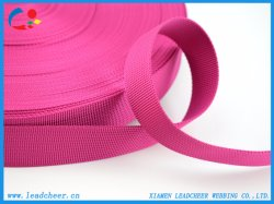 """Traditional 1"""" Pink Hot-Sell Fashion Polyester Accessories for Bags"""