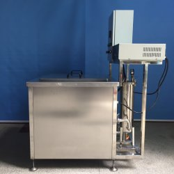 Single Tank Steam Cleaning Machine Ultrasonic Cleaner 200L