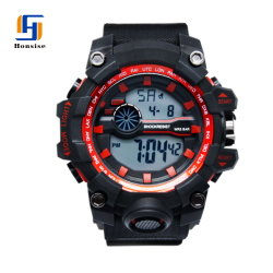 Fashion Dial Outdoor Sports Military 30m Waterproof Men's Watches with Chronograph