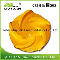 Corrosion Resistant ASTM A532 High Chrome Slurry Pump Part Impeller