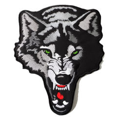 Best Sales Embroidered Animal Patches
