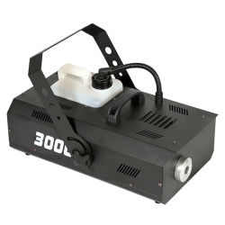 DMX 512 Stage Effect Smoke Fog Machine for Party 3000watt